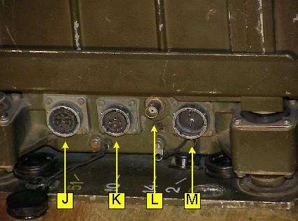Connectors, Left Side