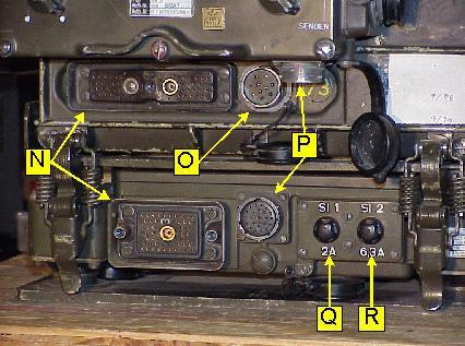 Connectors, Front