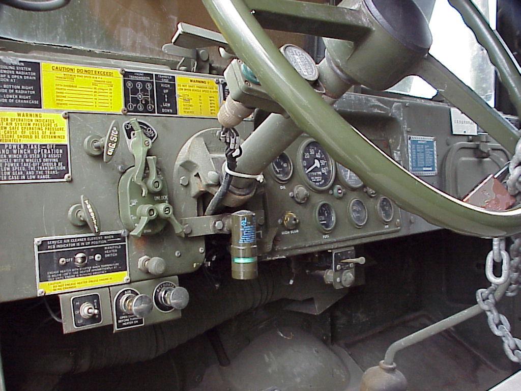 M35a3 Bobbed Deuce Project Autos Post