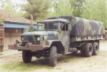 M44-Series 2.5-Ton 6x6 Trucks