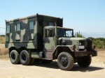 1970 Kaiser-Jeep M109A3 2.5-Ton 6x6 Shop Van for Sale