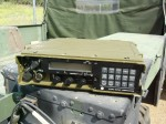 Plessey 4300 HF Manpack Radio