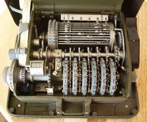 M-209-B internal parts