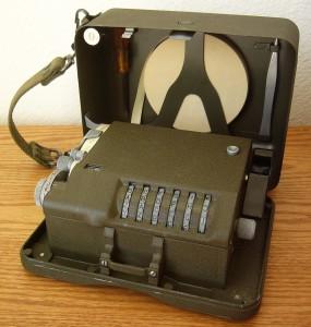 The M-209 Cipher Machine