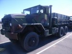 M923 5-Ton 6x6 Truck