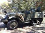 A Half-Track Ride