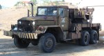 1965 Kaiser-Jeep M543A2 5-Ton 6x6 Medium Wrecker SOLD