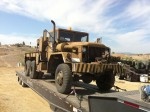 M543A2 Wrecker Leaves for its New Home