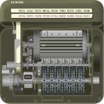 Graphical M-209 Simulator