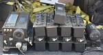 RU-19 Receiver, Tuning Units and Dynamotor