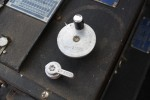 Local Tuning Crank and Switch Knob, Front