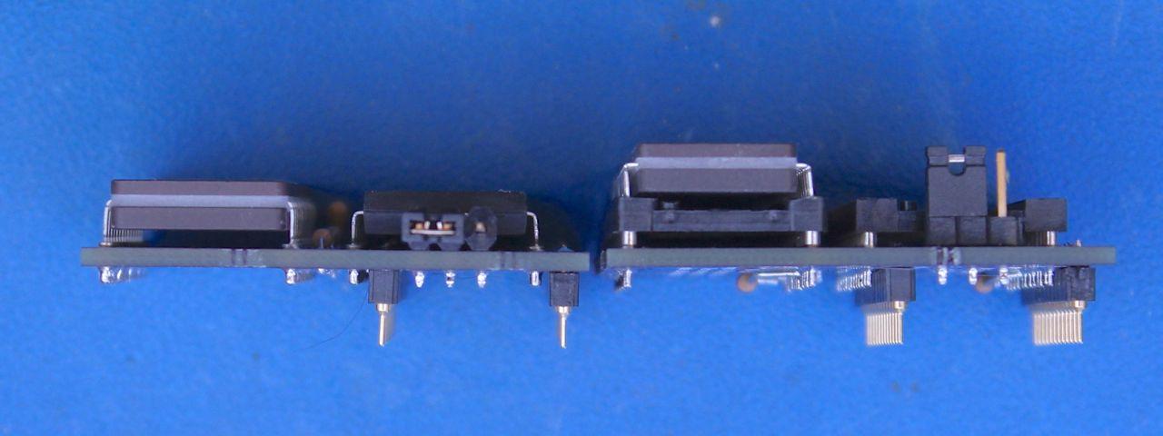 Height Comparison: v2 on Left, v1 on Right