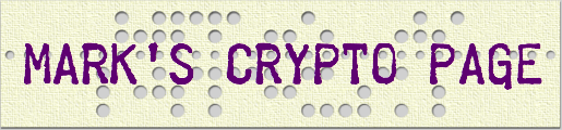 Old Mark's Crypto Page Banner