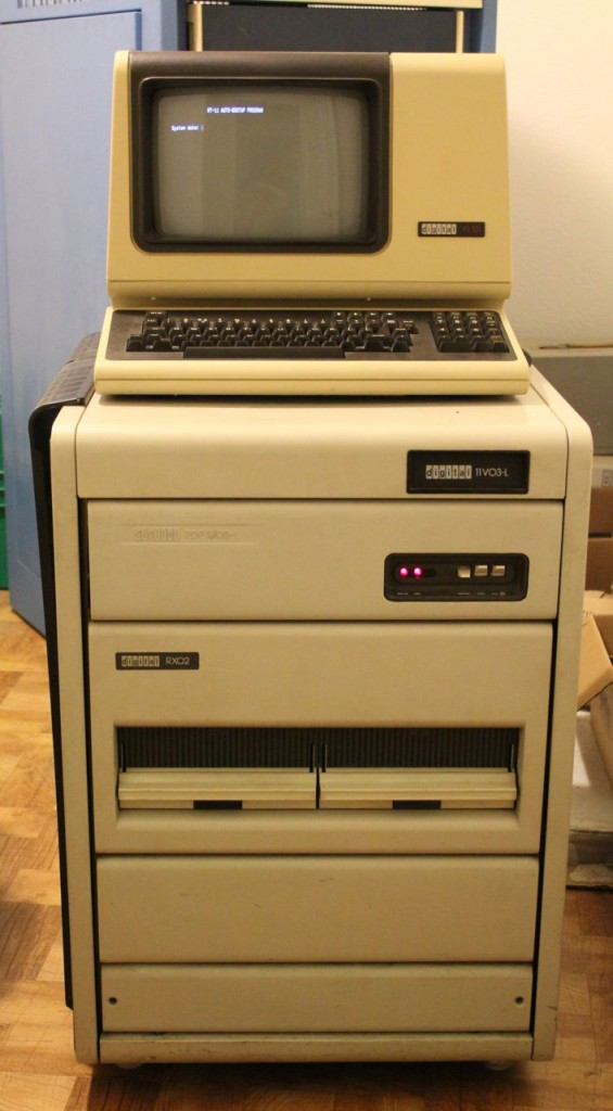 PDP-11V03-L with VT-131 Terminal