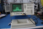 HP 8560E Spectrum Analyzer