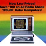 Color Computer Ad in January 1983 Rainbow Magazine, Page 19