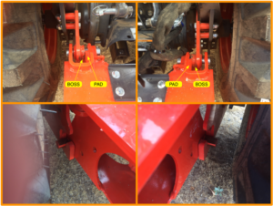 BH77 Subframe Alignment