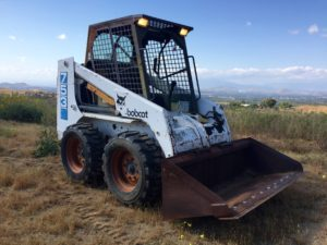 My Old Bobcat 753