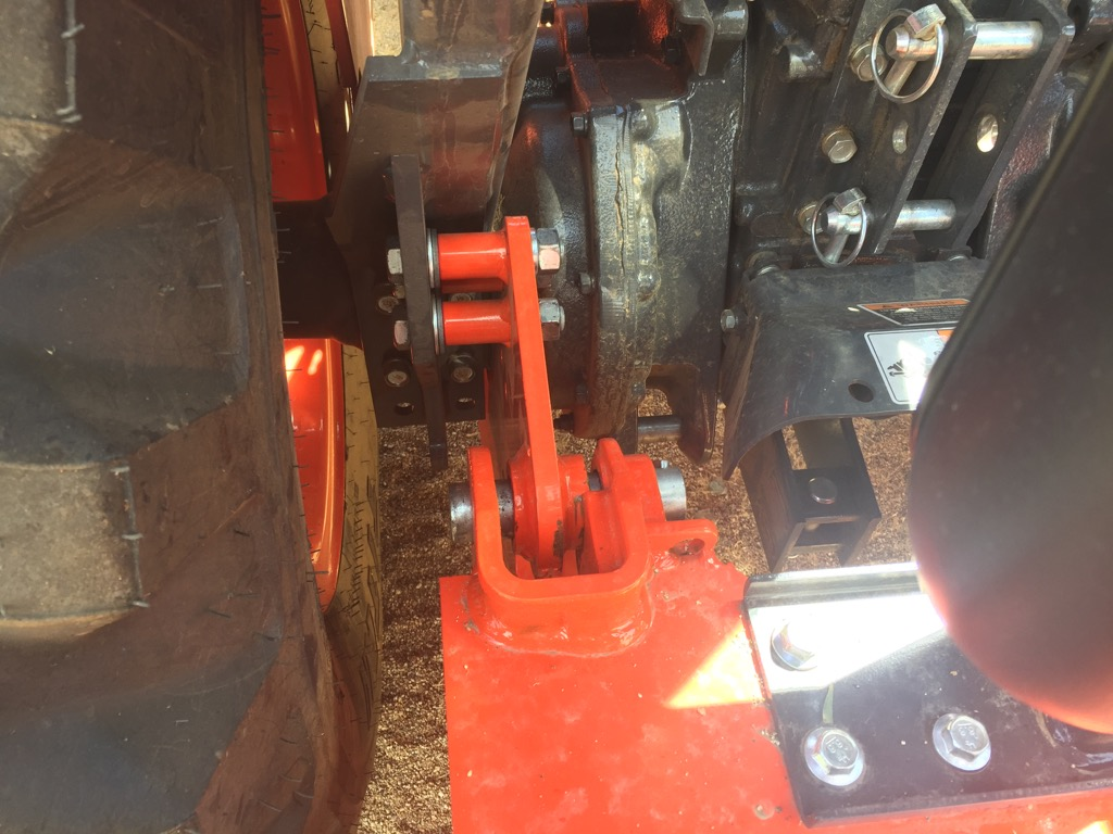 BH77 Backhoe and Subframe Alignment - Page 2