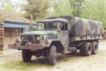 M44-Series 2.5-Ton 6x6 Trucks