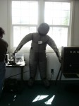 US Navy Microwave Protective Clothing