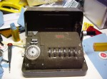 Hagelin CX-52 Cipher Machine