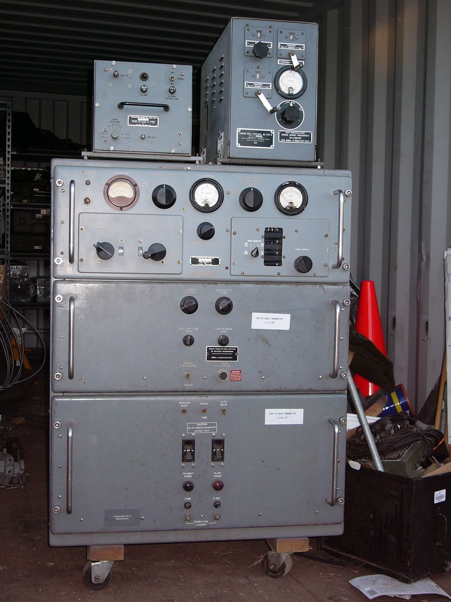 T-368C Transmitter