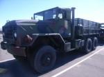 M923 5-Ton 6x6 Truck
