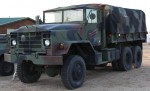 M923 Gets its Cargo Cover