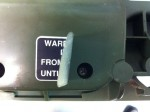 Screw Under Warranty Decal