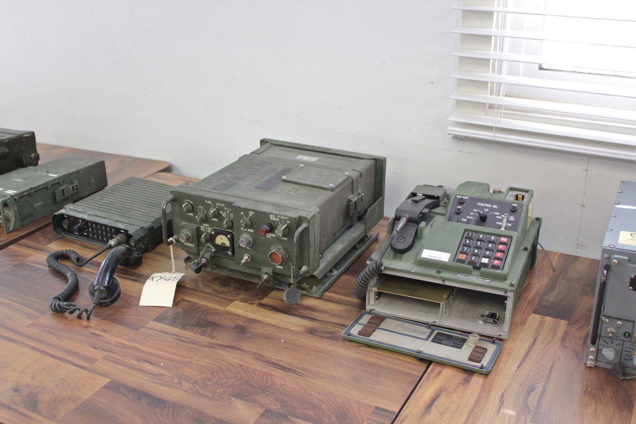 Equipment Displays: Crypto Stuff