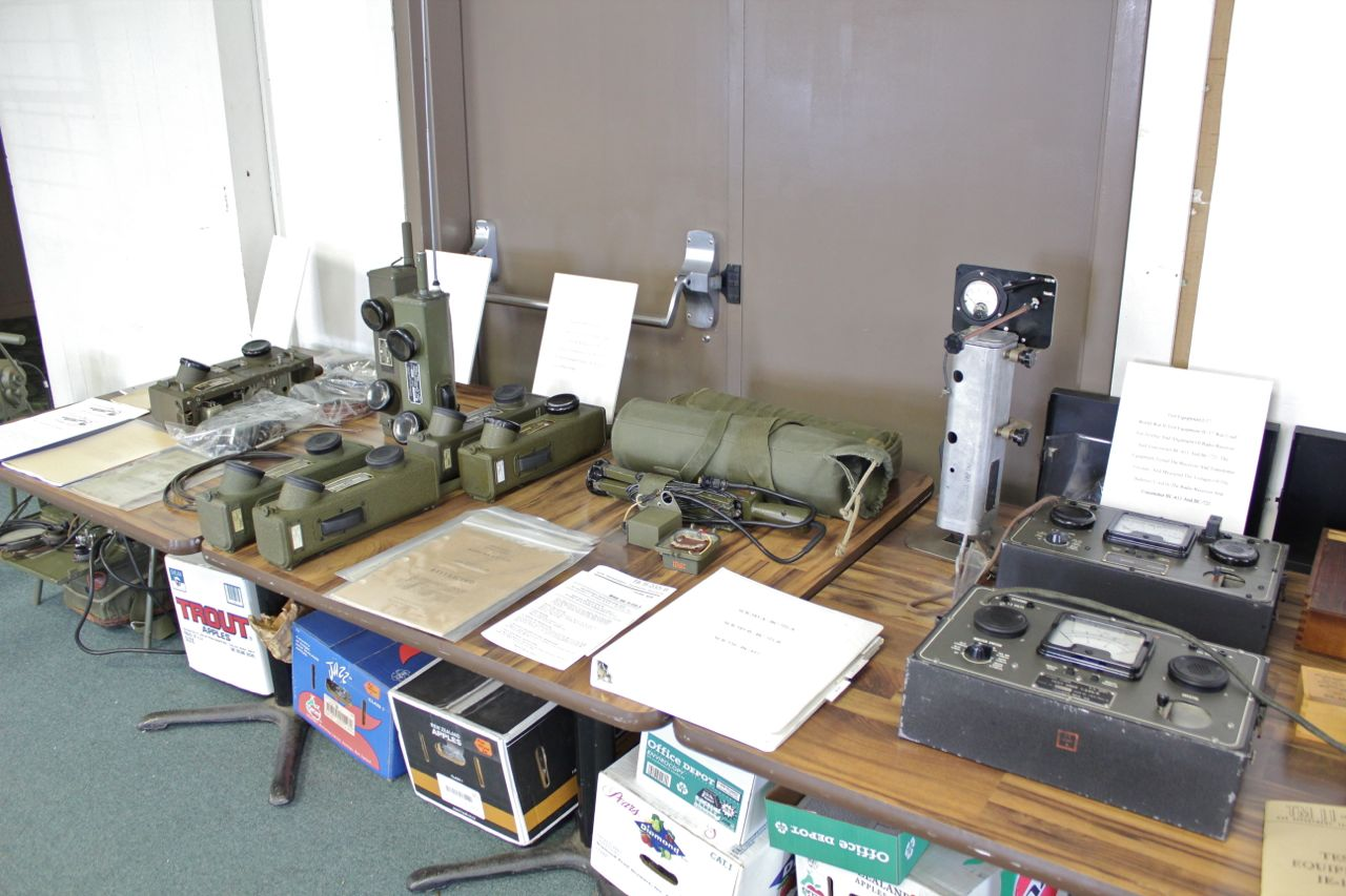 Equipment Displays