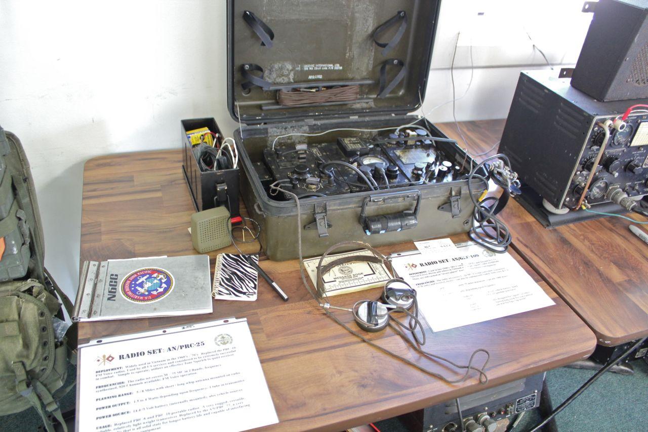 Equipment Displays: GRC-109