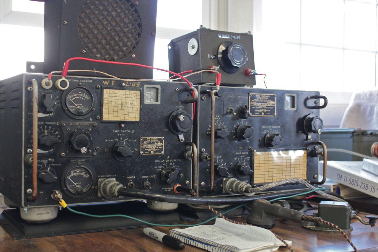 Equipment Displays: TCS