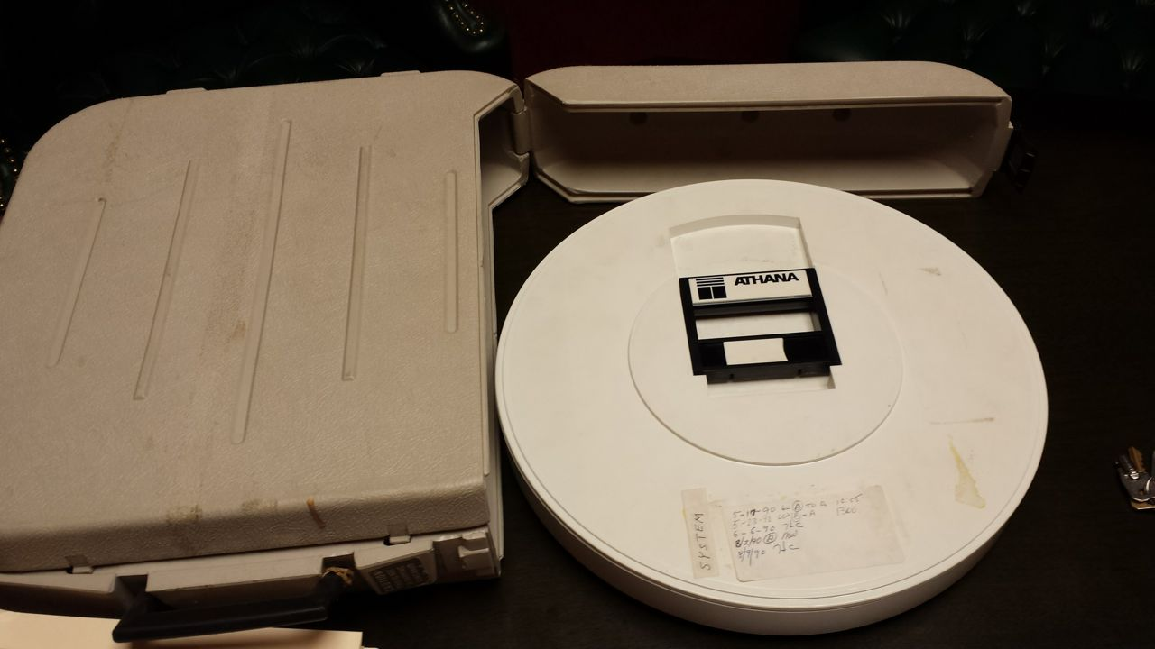Disk Pack for the Data General Nova 3