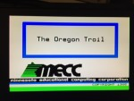 Oregon Trail Title Screen