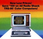 Wanted: Radio Shack Color TVs for TRS-80 Color Computer