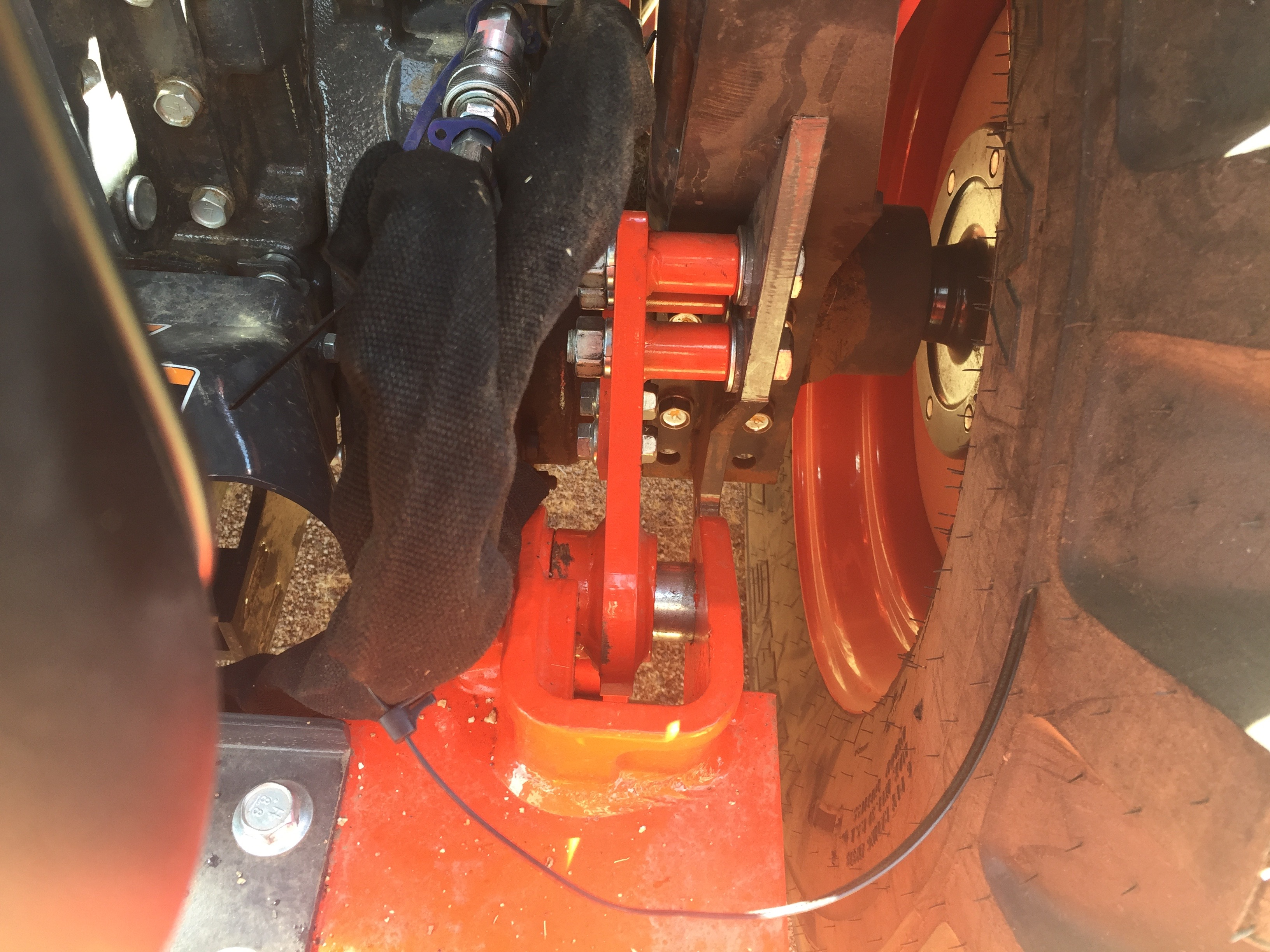 Subframe Alignment Fixed (Right Side)