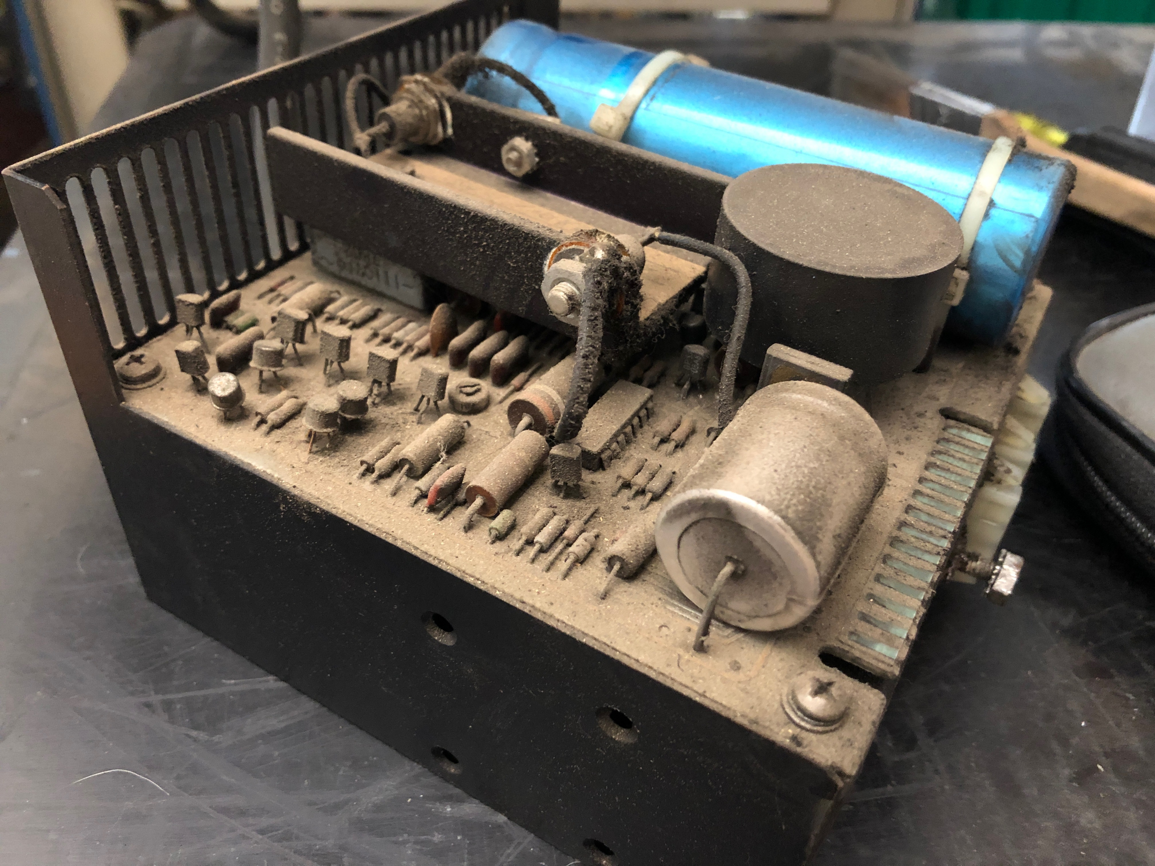 AC Power Entry Module