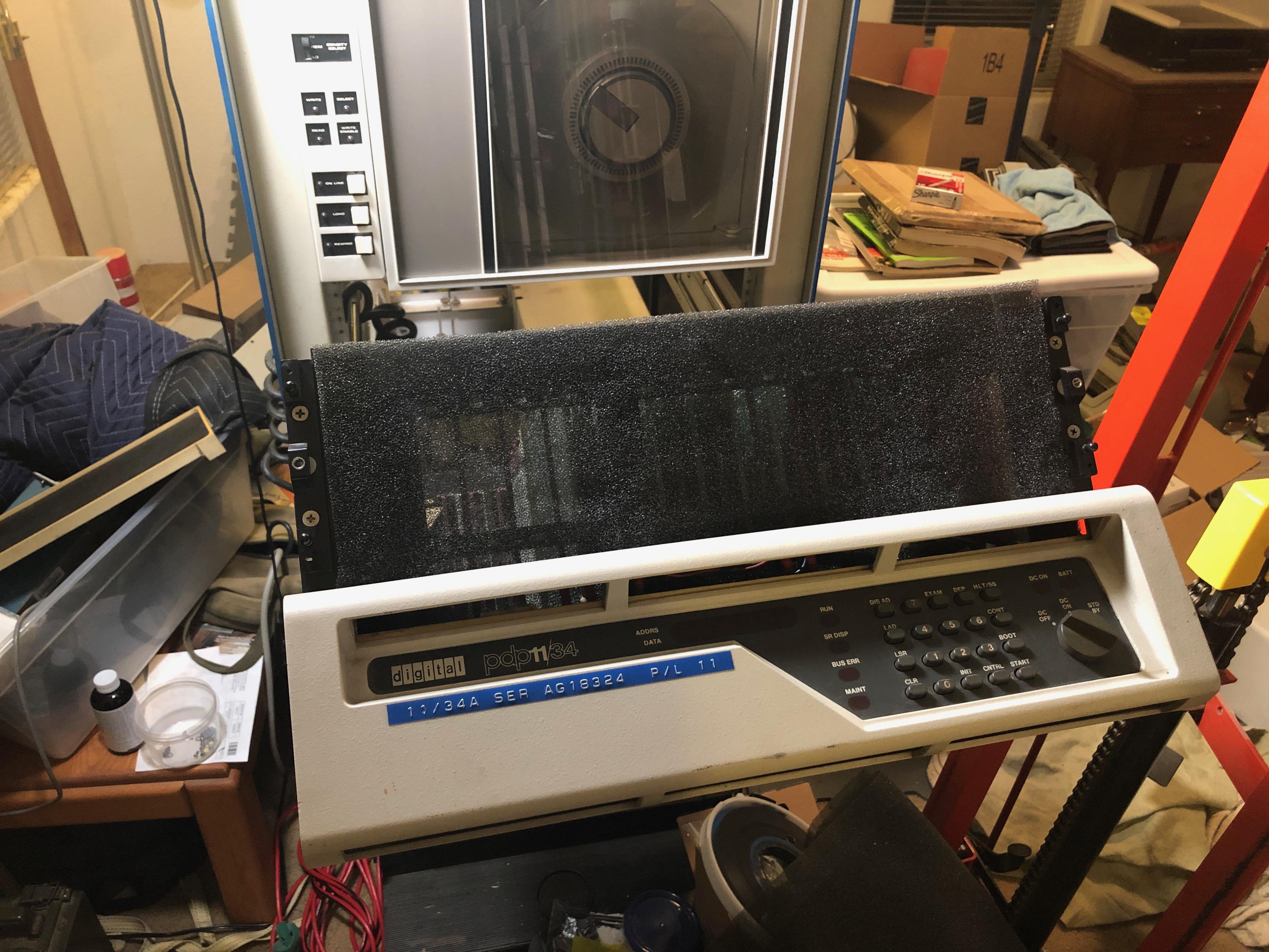 Programmer's Console Reinstalled